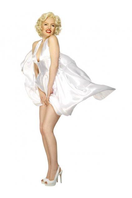 Kostým Marylin Monroe - levný
