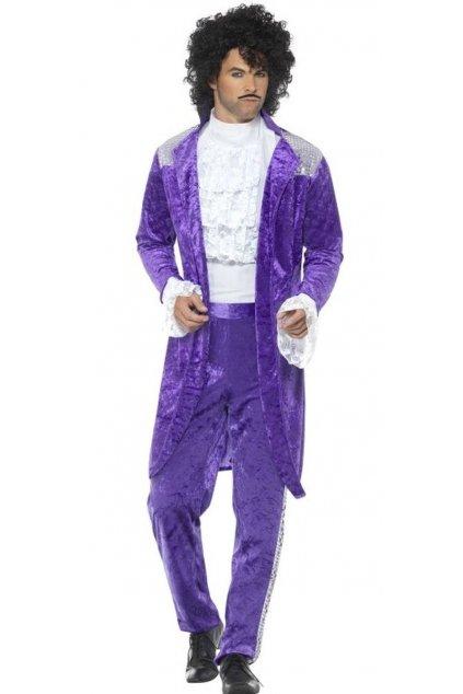 Muzikant z 80. let - pánský historický kostým