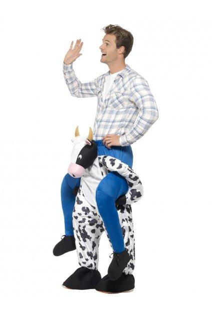 Kostým kráva - Piggyback