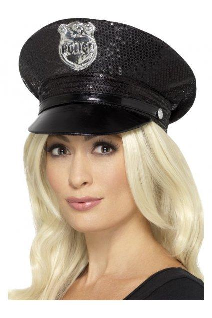 Policejní čepice - sexy police