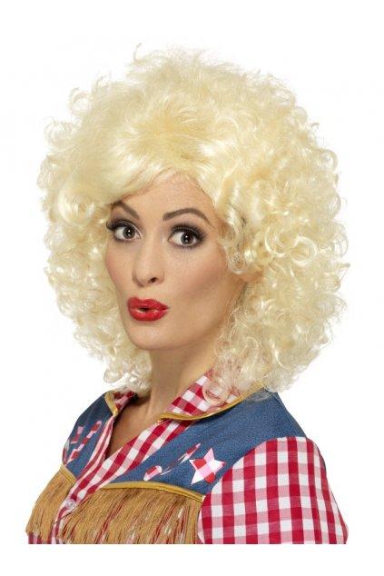 Blond paruka - rodeo girl