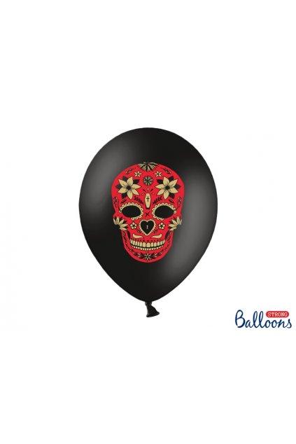 Nafukovací balónky - Dia de los Muertos