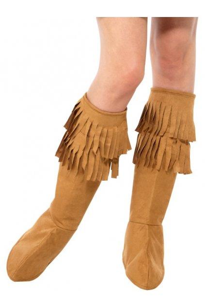 Hippie Indiánské boty