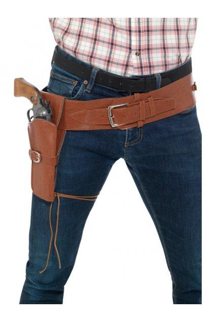 Pouzdro na pistoli western