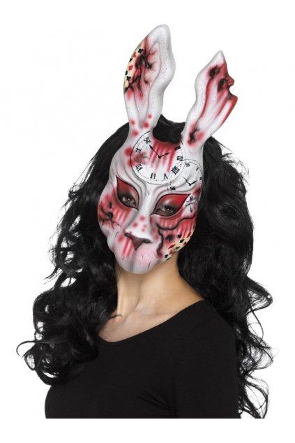 Maska králika evil bunny