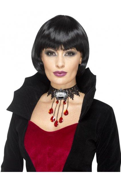 Gotický náhrdelník deluxe