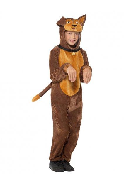 Dětský kostým pes