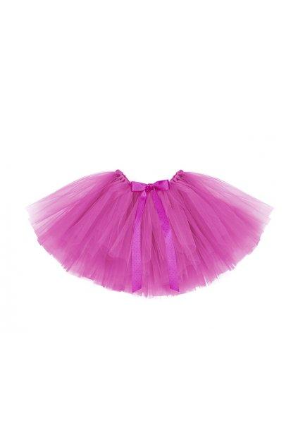 TUTU - tylová sukně růžová