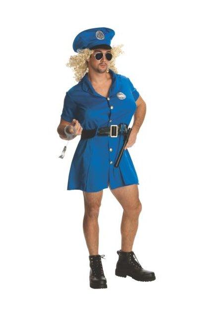 Policistka - pánský kostým