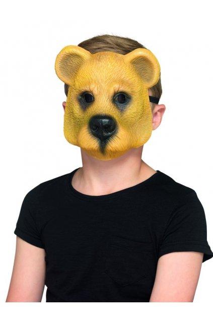 Maska mědvěd