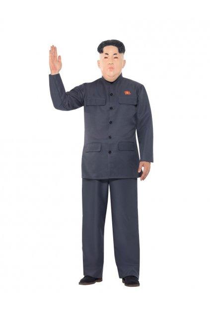 Kostým diktárora - Kim Čong Un