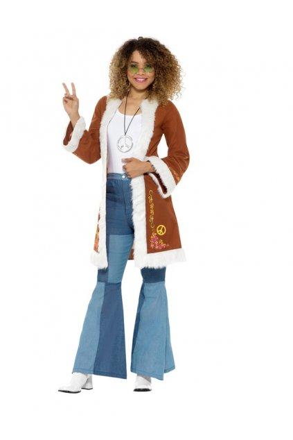 Hippies kabát dámský