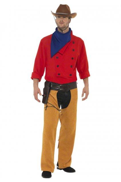 Kovbojský kostým