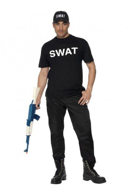 Kostým policajta SWAT