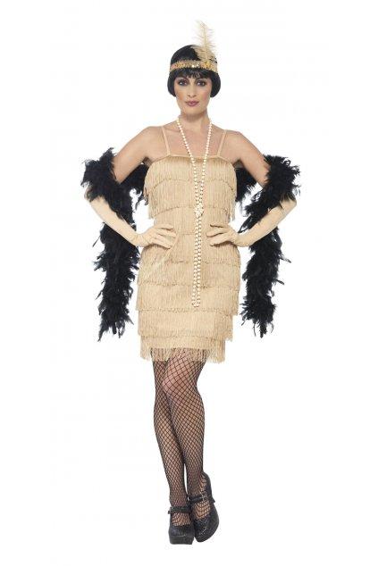 Dámský kostým 20. léta - Charleston Flapper