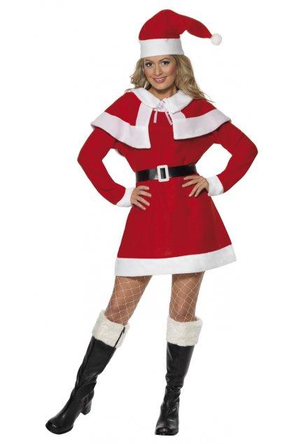 Vánoční kostým - santice