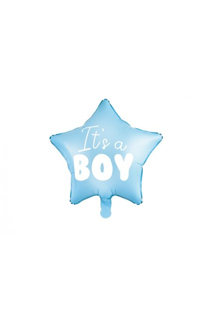 It's a boy - foliový balónek