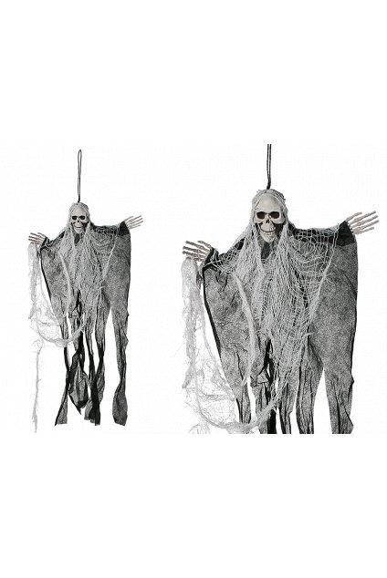 Smrtka - závěsná dekorace Halloween