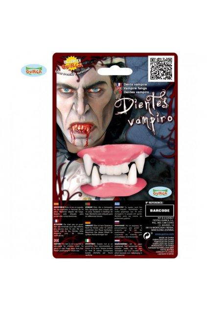 Zuby pro upíra - latexové