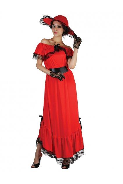 Kostým Scarlett O'hara