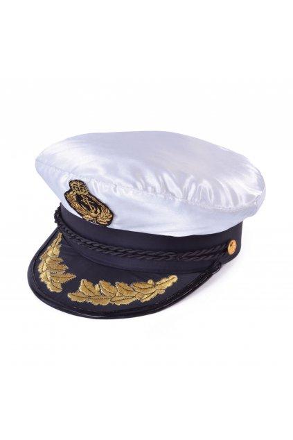 Kapitánská čepice - kvalitní