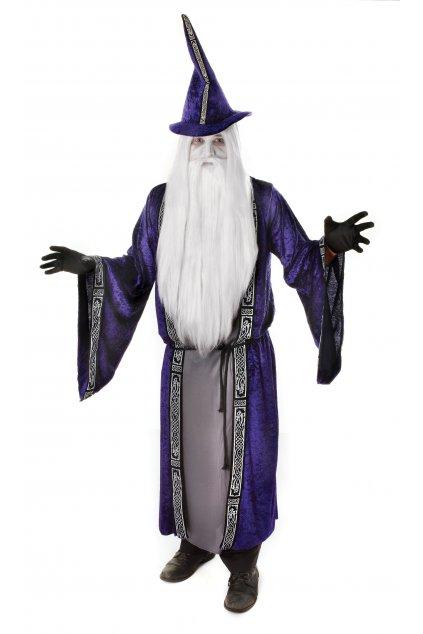 Kostým čaroděj - kouzelník