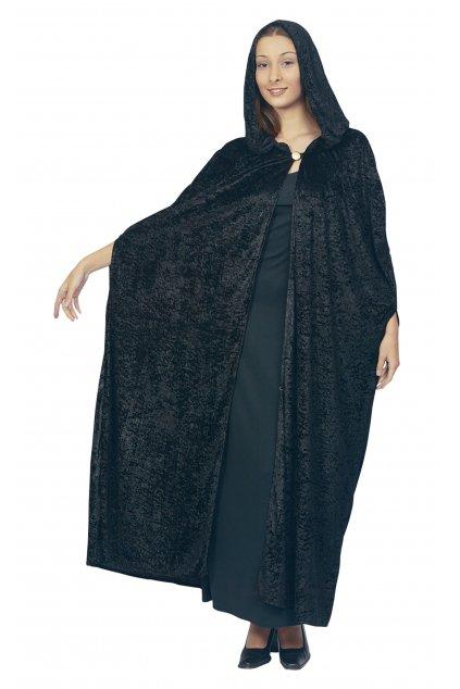 Gotický plášť s kapucí - Velvet