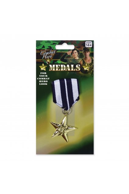 Vojenská medaile - hvězda
