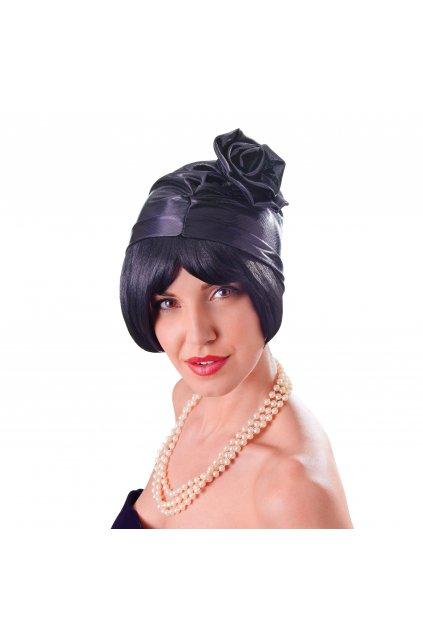 20. léta - Cloche pokrývka hlavy