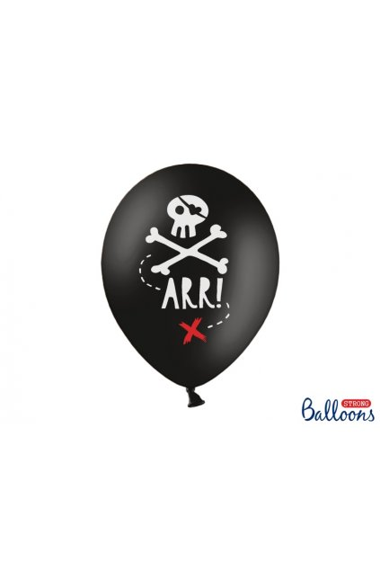 Nafukovací balónek - pirát