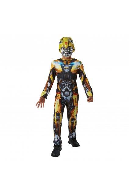 Dětský kostým Bumble Bee - Transformer