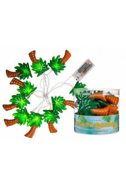 Palmy - svítící dekorace 1,6m