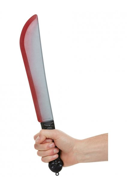 Velký nůž krvavý