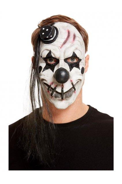 Maska děsivého klauna