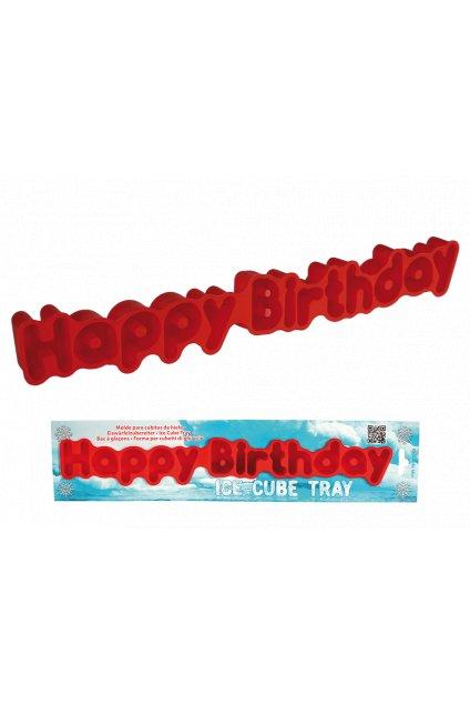 Tvořítko na led - Happy Birthday