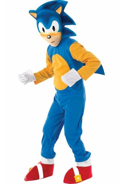 Sonic - dětský kostým