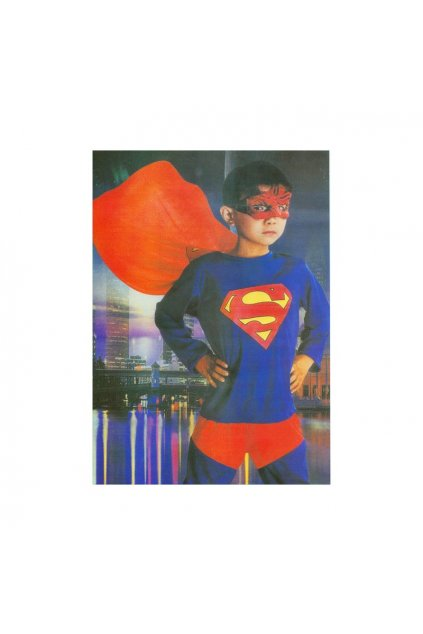 superman ii kostym pro deti
