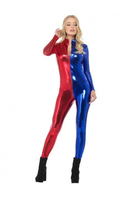 Overal Harley Quinn - dámský kostým