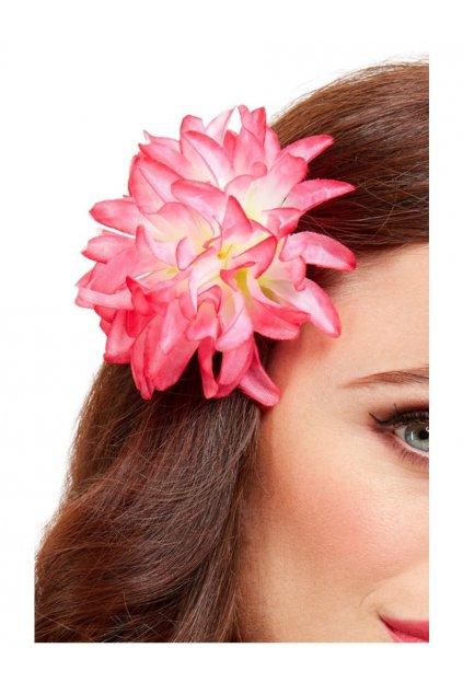 Květina do vlasů - Havaj