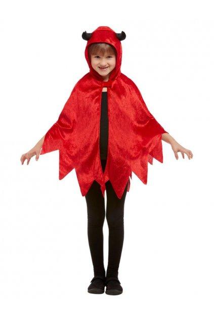 Čert - dětský kostým