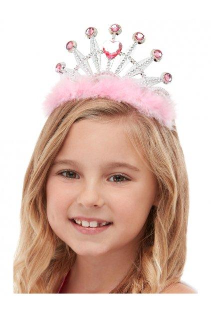 Korunka růžové princezny