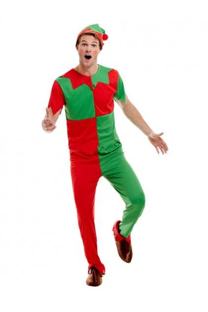 Karnevalový kostým skřítka
