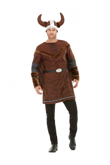 Pánský kostým Vikingský král