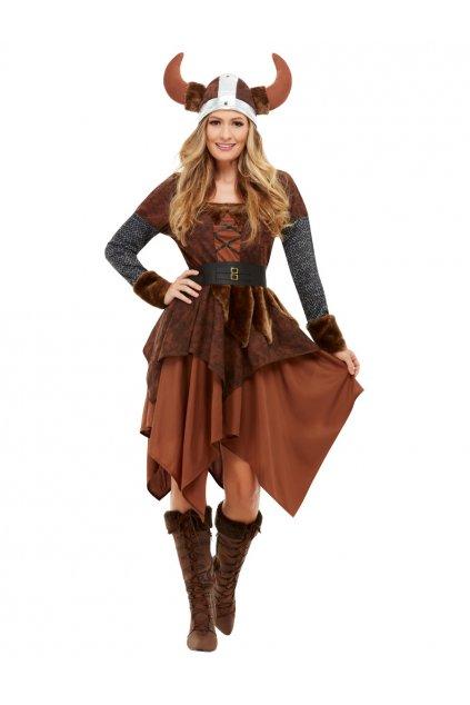 Vikingská královna dámský kostým