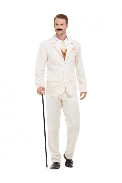Kostým gentleman 20léta