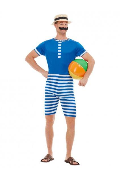 Retro kostým 20léta plavec