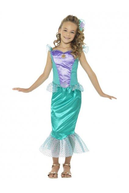 Mořská panna - dětský kostým