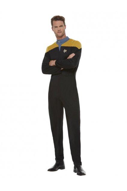 Star Trek - pánská velitelská uniforma - Kapitán Kirk