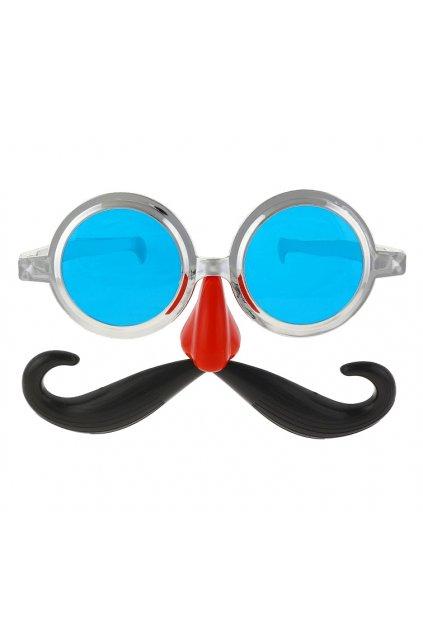 okulary z wasami