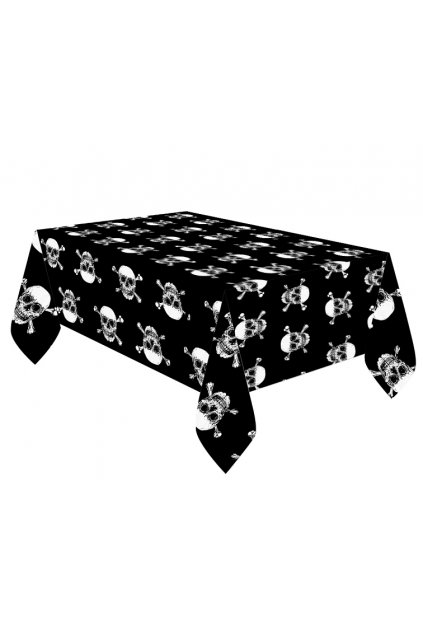 tablecover pirate skull 130x180 cm
